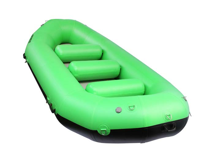 Pair of Inflatable 0.9mm PVC 10ft Fishing River Pontoon Raft Boat Float Tubes
